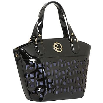 Женская сумка Ripani 4002 049 gloss black
