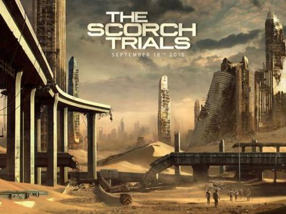 The Maze Runner: The Scorch Trials hits theaters today! Would you have what it takes to make it through The Scorch Trials? Take our quiz and see!