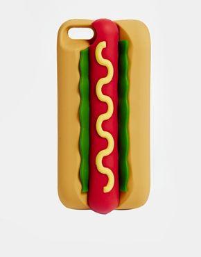 Enlarge ASOS Hotdog Jelly iPhone 5 Case