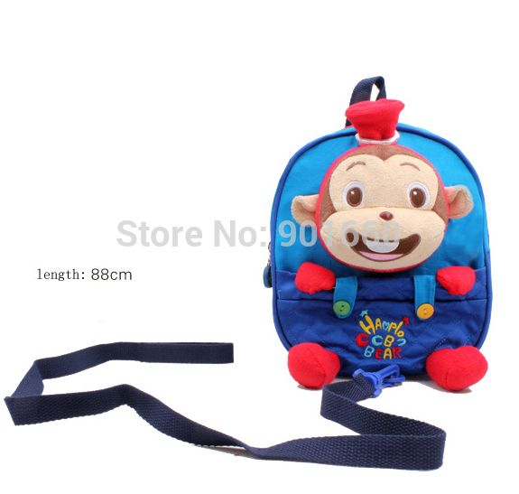 Cute Monkey Baby Toddler Safety Harnesses Rein Strap Backpack Rucksack Walker Hi Mommy! - All Discounted Baby Stuff. #babyproducts  ‪#‎babycare‬