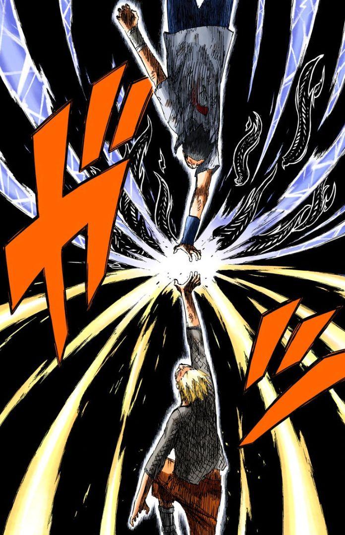 Naruto vs Sasuke - Final clash