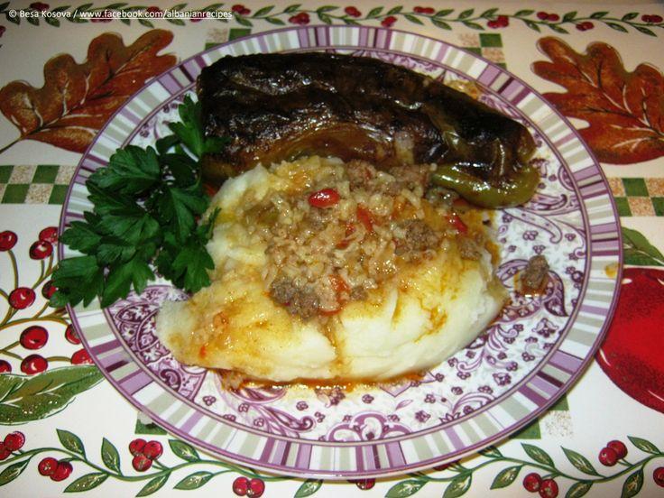 82 best albanian recipes images on pinterest albanian for Albanian cuisine