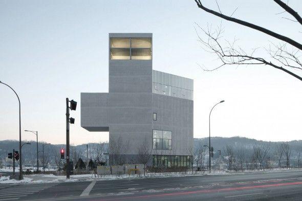 Rw Concrete Church / Nameless | AA13 – blog – Inspiration – Design – Architecture – Photographie – Art