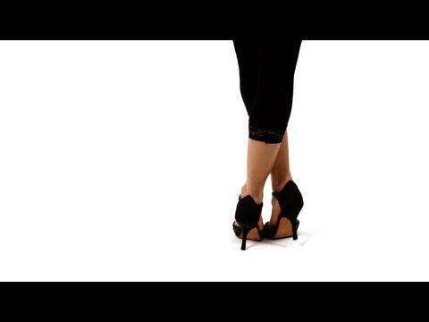 Dancing the Argentine Tango: Eight Step Basic