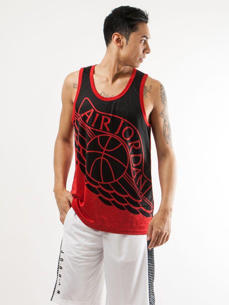 Scopri Canotte Nike Jordan Wings Blockout Tank Nike Jordan. Approfitta delle migliori offerte Streetwear e Sneakers e Acquista Online su Moveshop.it!