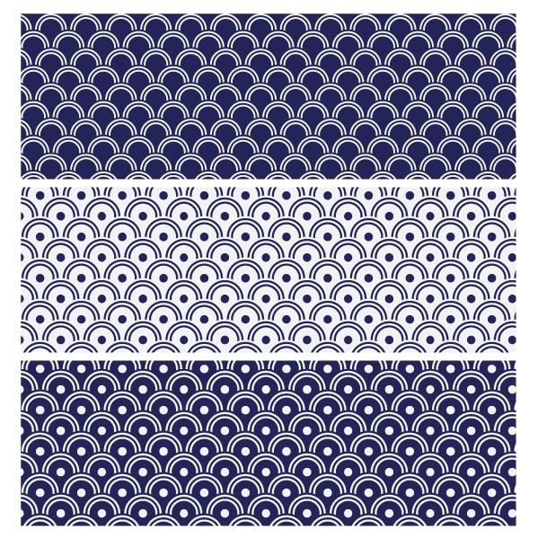 Quick Tip: How to Make a Repeating Japanese Wave Pattern in Adobe Illustrator (via a href=http://vector.tutsplus.com/tutorials/tools-tips/quick-tip-how-to-make-a-repeating-japanese-wave-pattern-in-adobe-illustrator/vector.tutsplus.com/a)