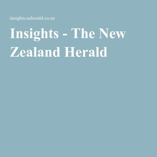 Insights - The New Zealand Herald
