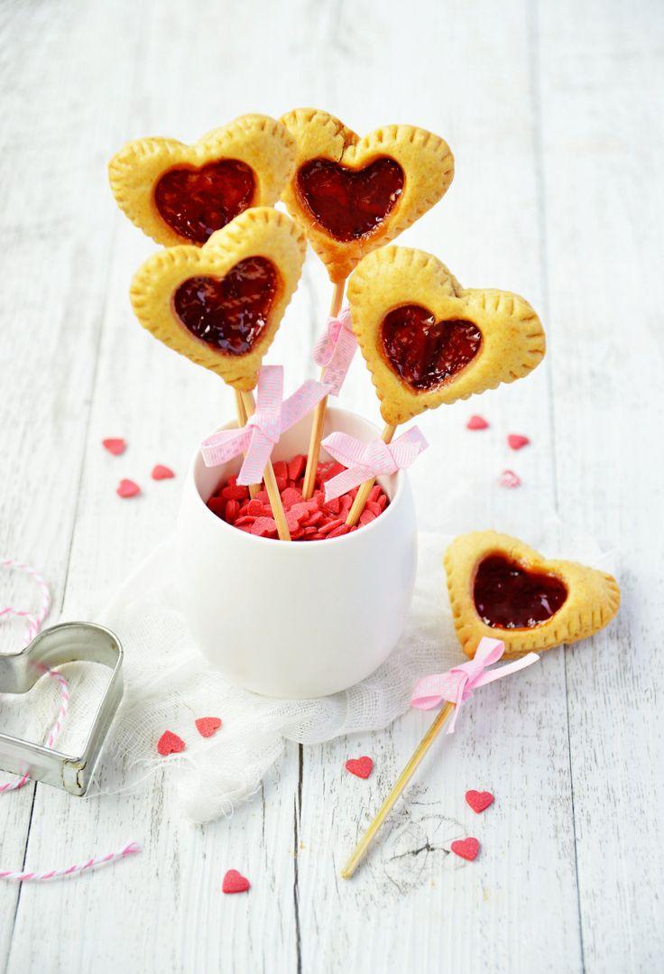 Menu de la Saint-Valentin : des pop tart à la confiture SOY