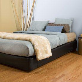 Tyler Dillon Avanti Black Queen Platform Bed Atg12065956