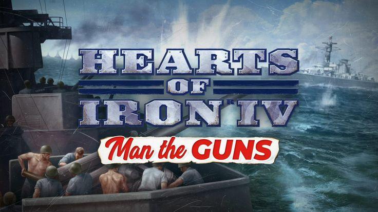 Hearts of iron iv man the guns dlc