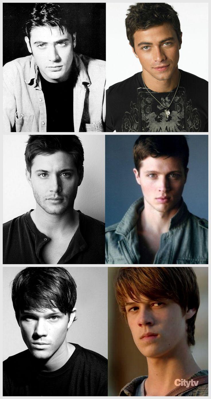 Supernatural casting - nailed it! | S u p e r n a t u r a ...  Supernatural ca...