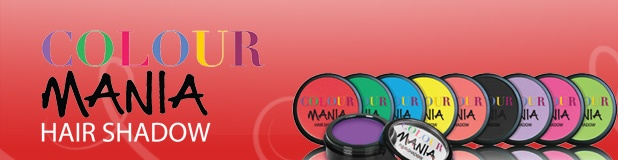 Colour Mania Hair Shadow Pink Flamingo 4 gr. Haarkrijt - .