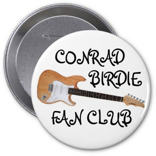Bye Bye Birdie: Would be fun to make and sell these at the show...