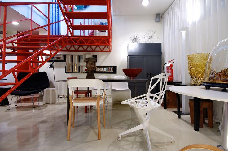 #white #chairs