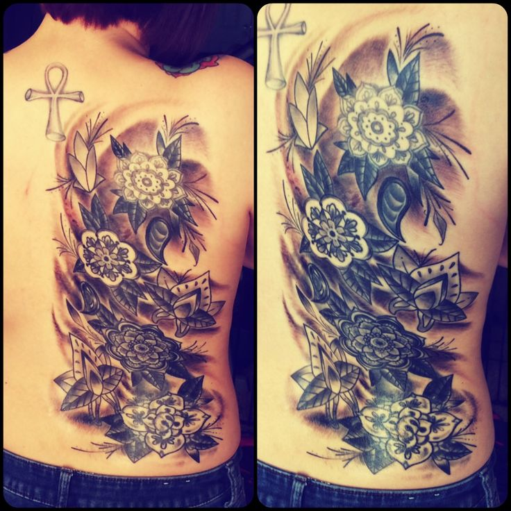 25 Best Ideas About Mandala Tattoo Back On Pinterest: Best 25+ Mandala Back Tattoo Ideas On Pinterest