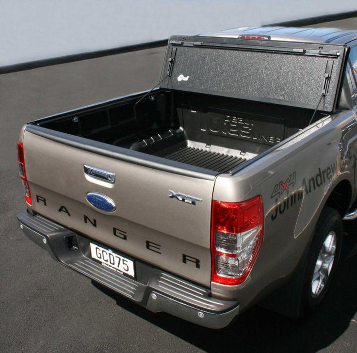 26318 Tapa Cubre Batea para Ford Ranger 2013 - 2015 Doble Cabina G2 BAK Industries