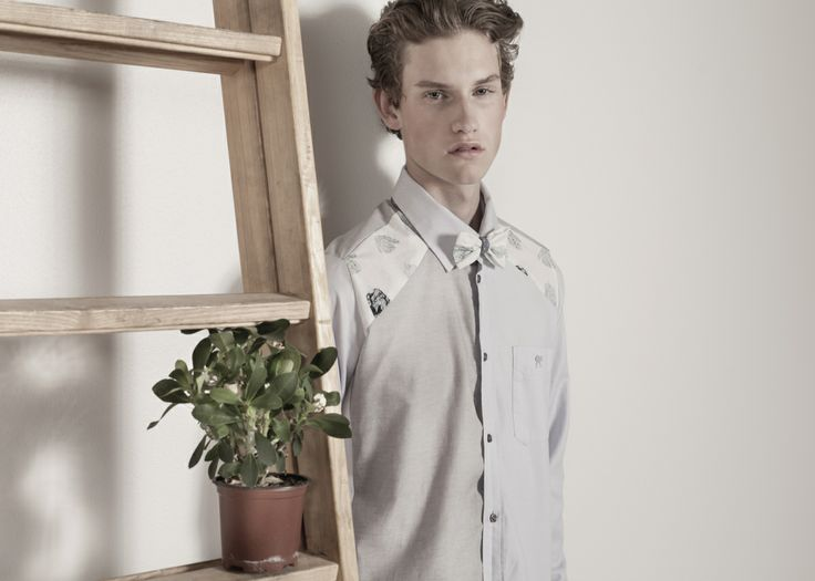 Menswear for Soulland Photographer: Morten Germund Model : Lasse