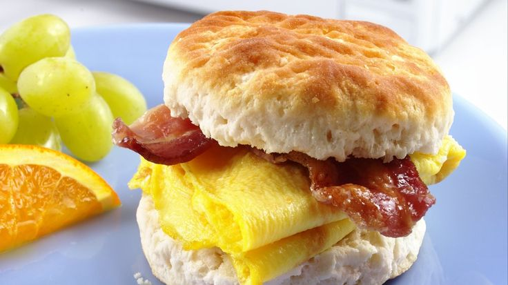 Make those drive-through breakfast biscuits even better at home with fresh-from-the-oven Pillsbury® Grands!® frozen biscuits.