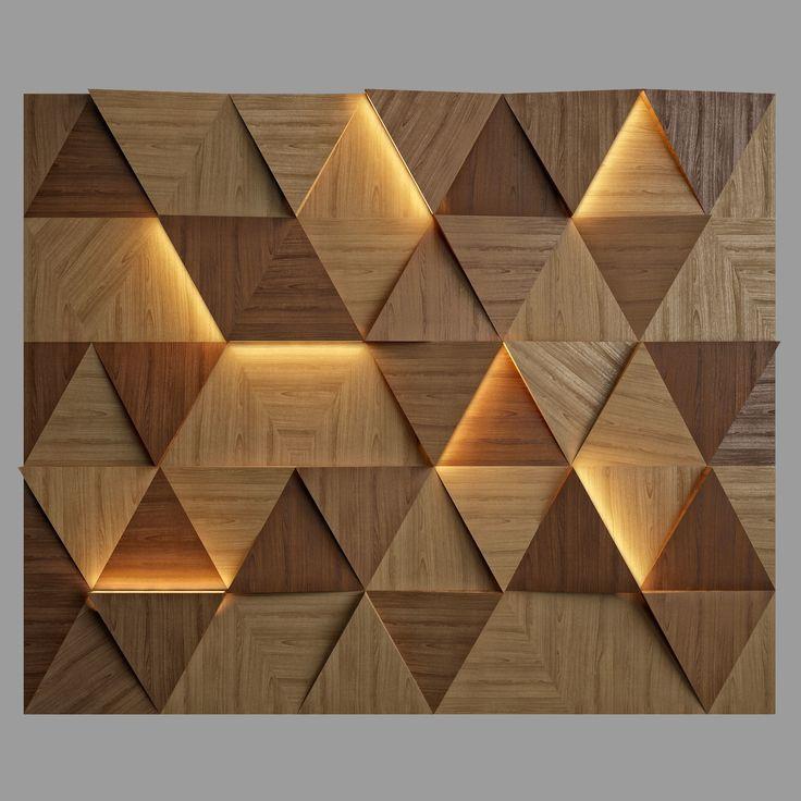 3d Wooden Wall Art
