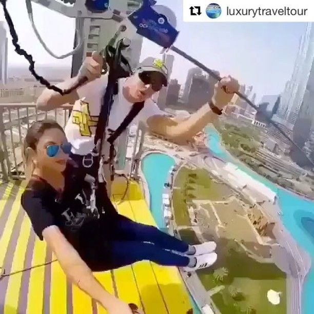 This is a great video! Would you try this?  #Repost @luxurytraveltour with @repostapp  #streetscienceradio #ssr #internetradio #radio #freeapps #googleplay #applestore #hustle #vacation #goals #trips #luxurydestination #luxury #travel #hotel #pool #view #beautiful #dubai http://tipsrazzi.com/ipost/1504798649552891383/?code=BTiHmYlFm33