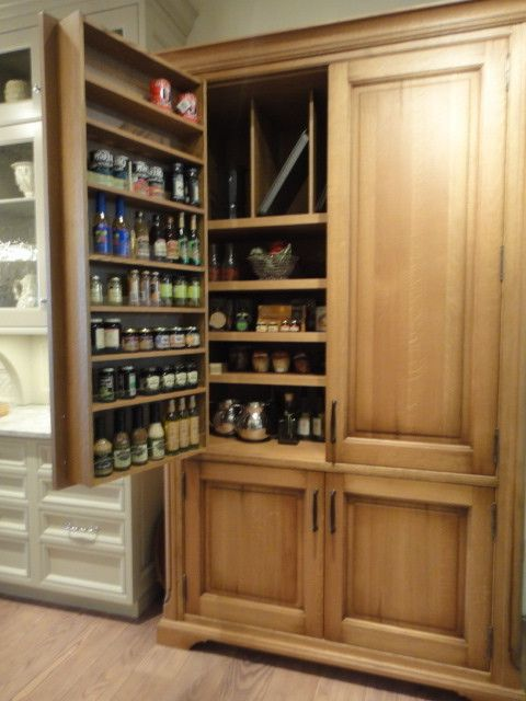 The 25 best Stand alone kitchen pantry ideas on Pinterest