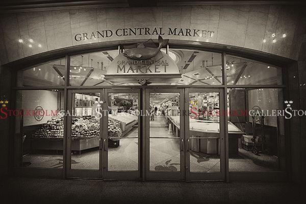 Per Mikaelsson - Grand Central Market - New York