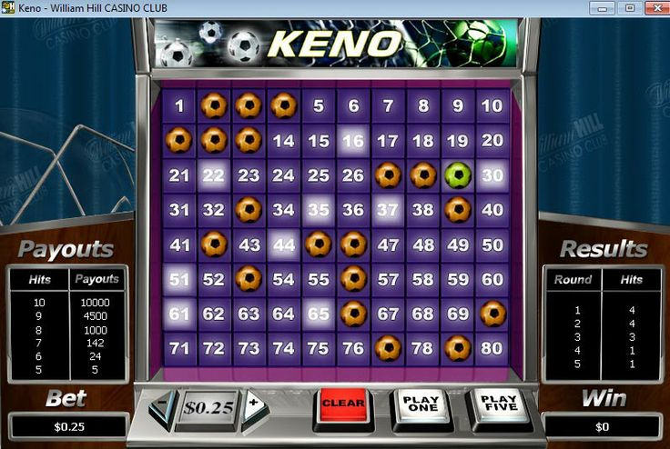 Keno is Chinese casino game that bears a striking similarity to the bingo and lottery games played throughout the rest of the world.For more information visit here:http://goo.gl/UP0rgb