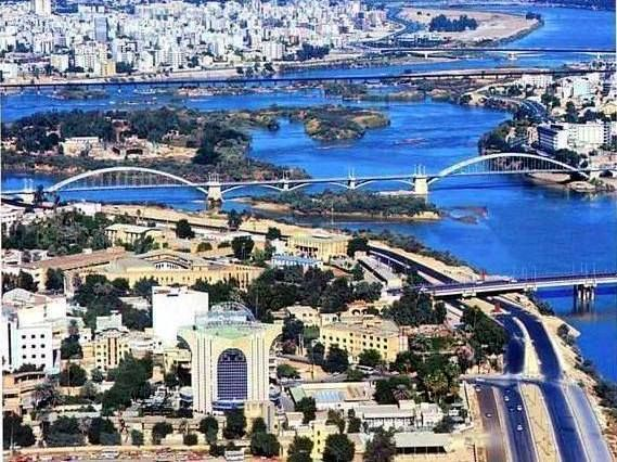 Beautiful Ahvaz City of Rivers & Bridges Capital of ...