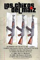 EVENTO: 1-3-2014 en Alcázar de San Juan: Los Chikos del Maíz