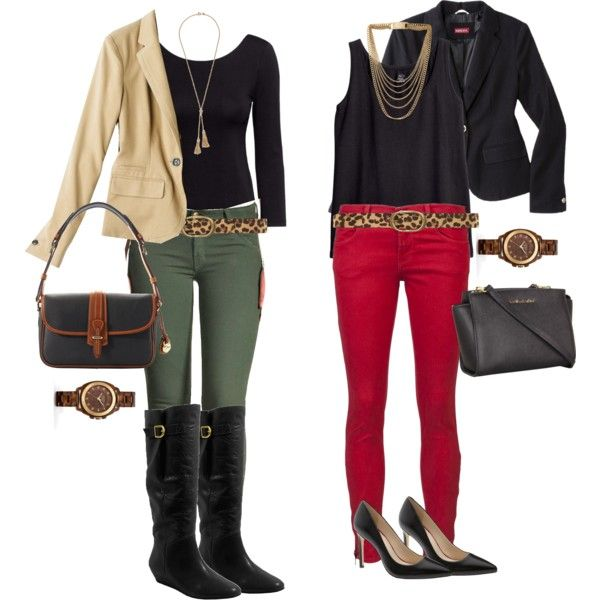 Leopard belt: 2 ways