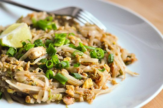 Mark Bittmans Easy Pad Thai  (use gluten free noodles)