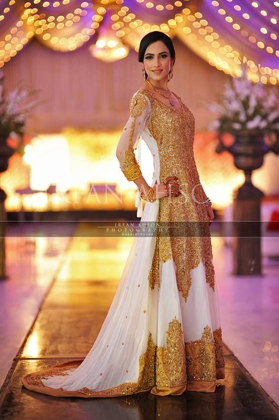 Pretty Pakistani Fashion outfit