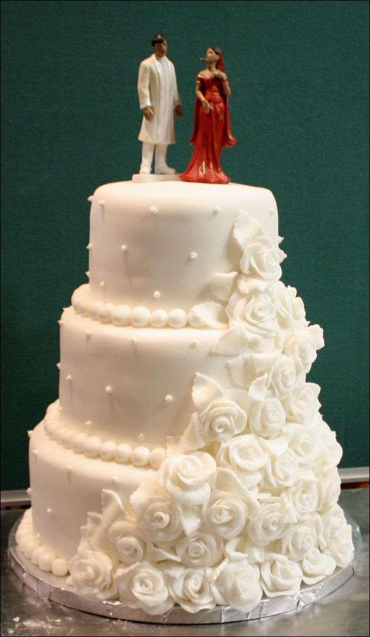 Pictures Of Wedding Cakes 2013