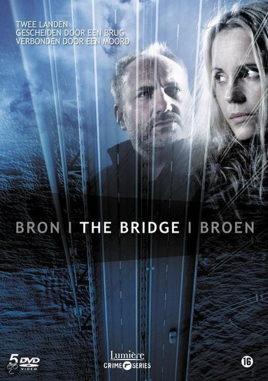 El puente (Bron/Broen) (2011- ) Suecia - DVD SERIES 149