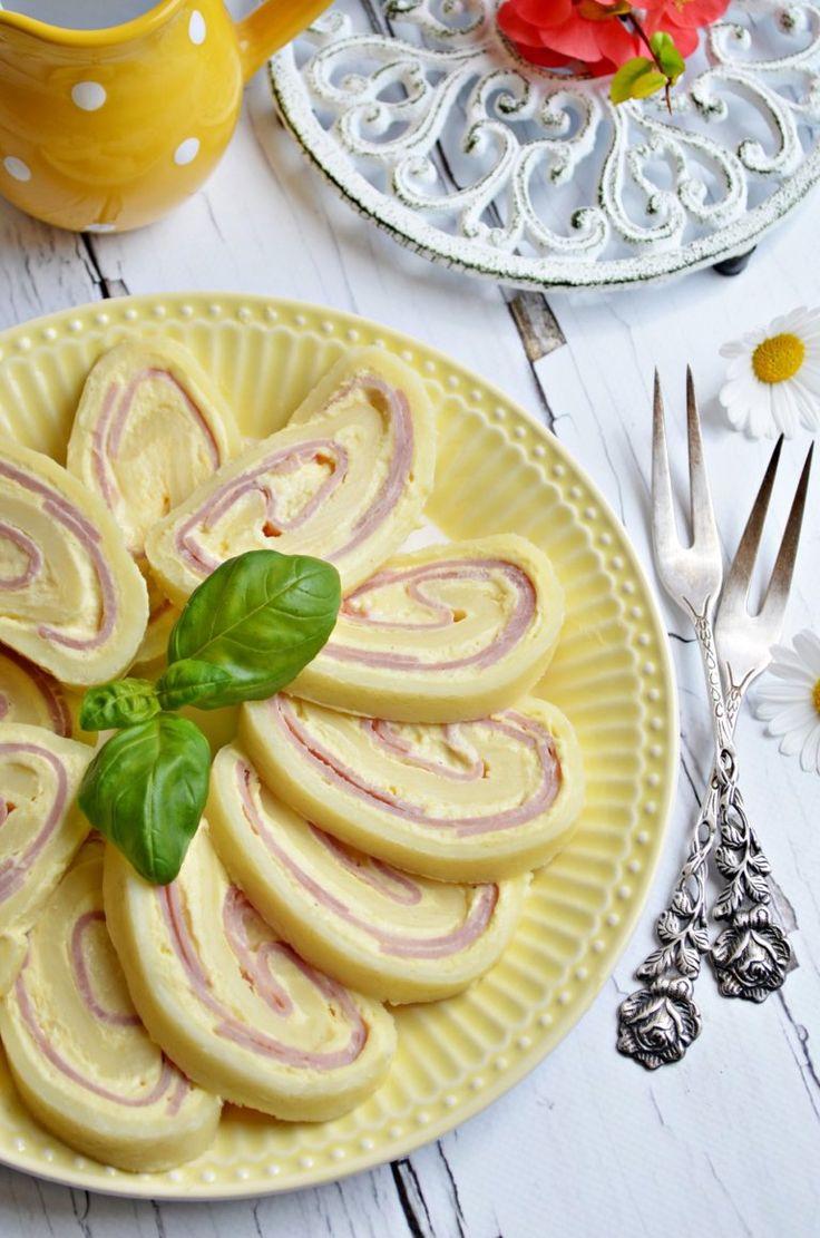 Őrületes sajttekercs, a hidegtálak királynője! – Rupáner-konyha