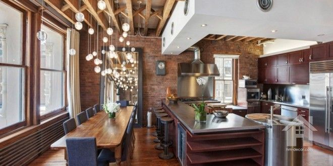 Chick and Eclectric Apartment | HM-decor