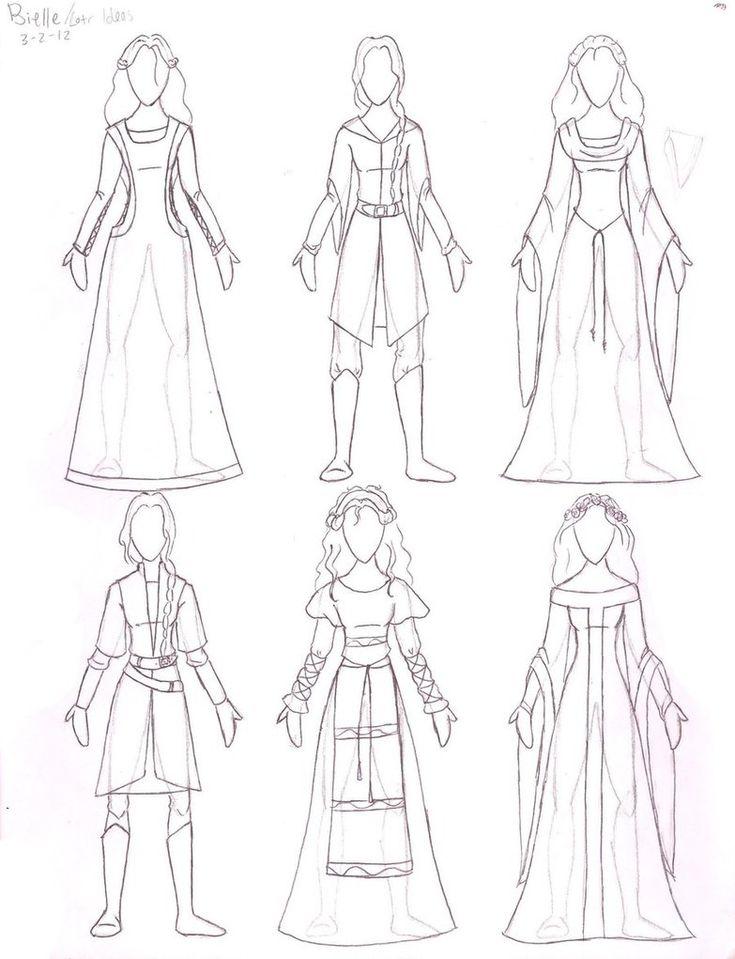 Medieval Costume Ideas                                                                                                                                                      More