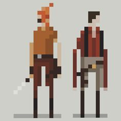 Image result for pixel art firefly tv series