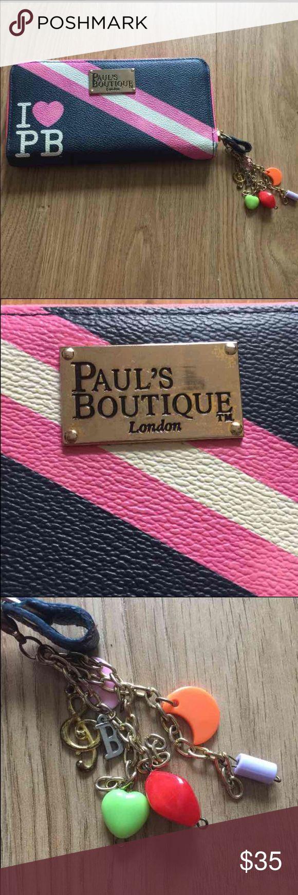 Paul's boutique wallet Bright vibrant colors! Bags Wallets