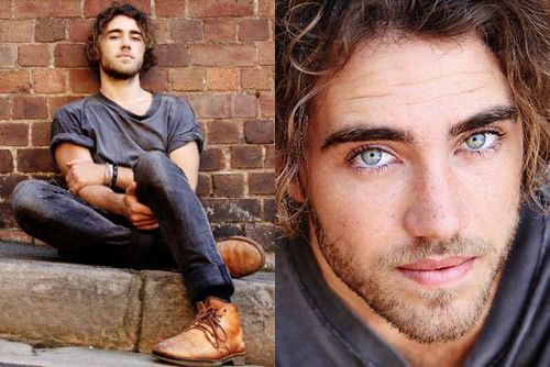 Matt Corby. He's beautiful, and his voice is even more. He's my new found music interest. I love him. He's Australian too, which gives him like 1,000,000 extra pluses.