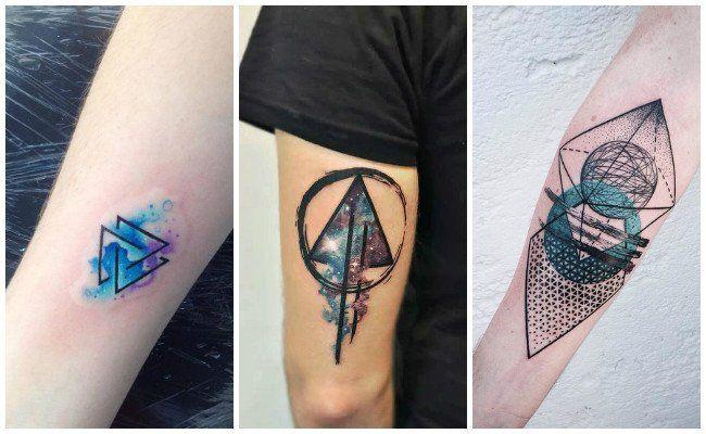 Tatuajes De Triangulos Para Hombres Dovme