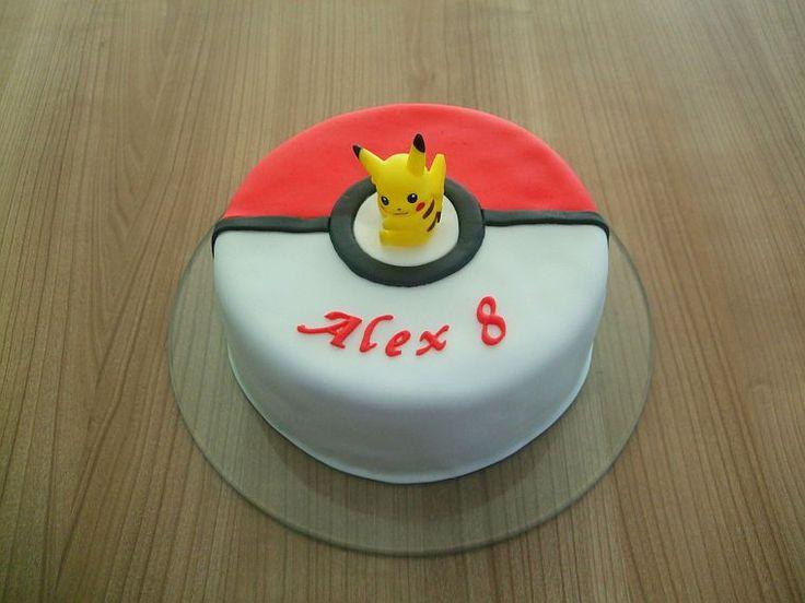 Best Cool Kids Cakes Images On Pinterest Birthday Ideas - Easy fondant birthday cakes