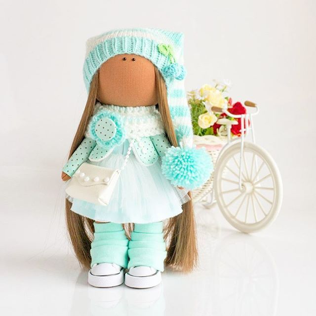 Куколка в наличии #кукла #куклы #dolls #doll