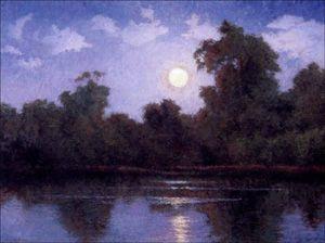 Stephen Mirich Gallery - Bixby Slough Moonrise