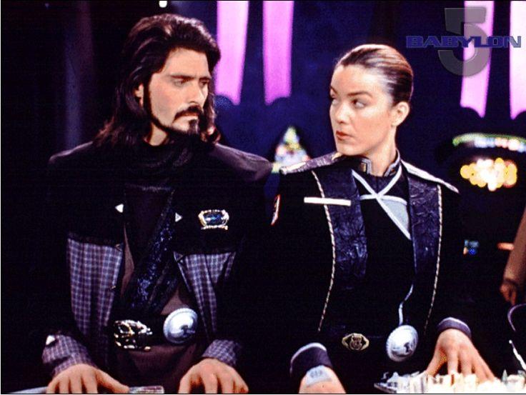 Susan & Marcus (Babylon 5)