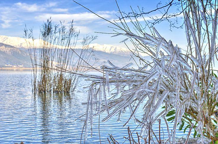 Landscape, Photography, Color, Ioannina, Lake, Pamvotis, Greece