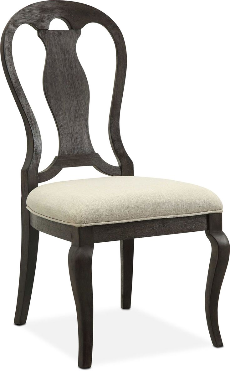 25 best ideas about queen anne chair on pinterest queen for Dining room chairs queen anne
