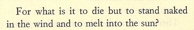 Kahlil Gibran | The Prophet
