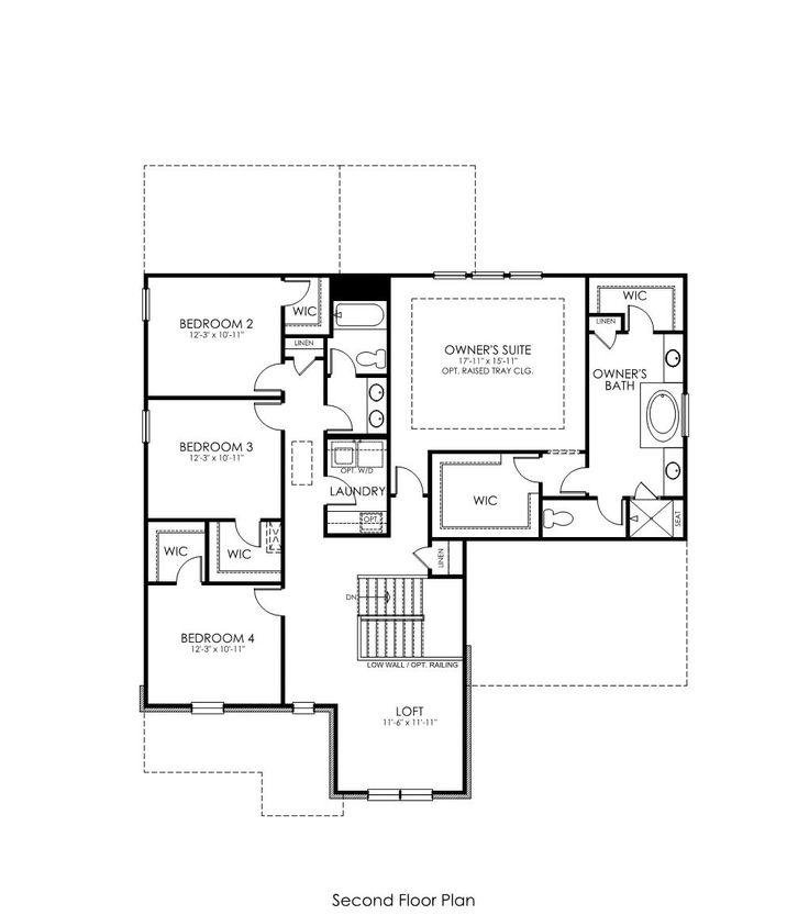 Morrison homes cypress model