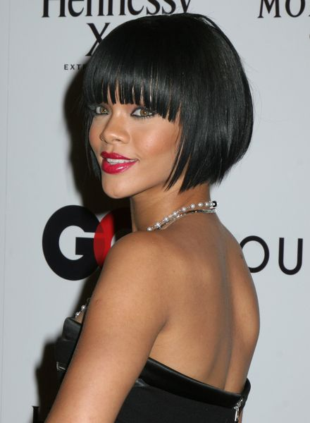Incredible 1000 Images About Rihanna Hairstyles On Pinterest Short Hairstyles Gunalazisus
